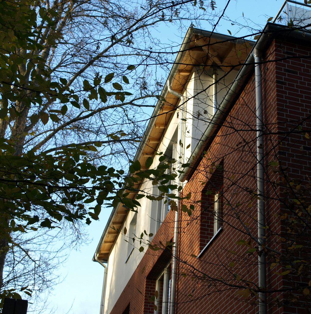 Referenzen - Aufstockung eines Wohnhauses in Hamburg Horn