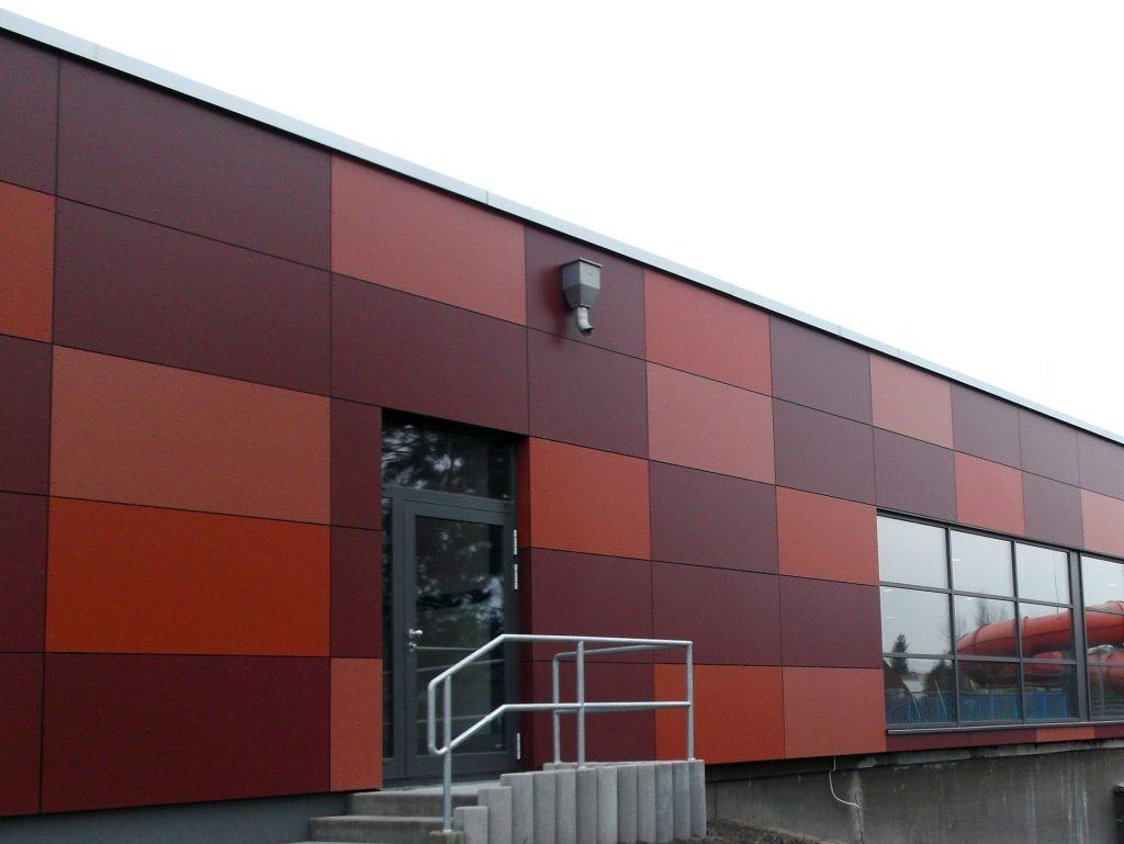 Referenzen - Energetische Sanierung Dach und Fassade Kombi-Bad Hamburg Billstedt