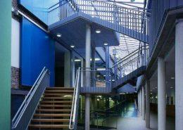 IGS Lütjenmoor - Treppen